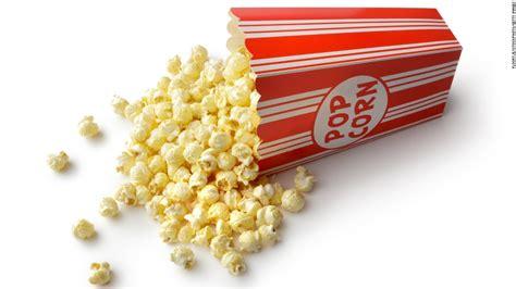 is popcorn healthy cnn