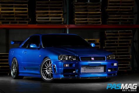 paul walkers nissan skyline drawing pasmag performance auto and sound fast and furious
