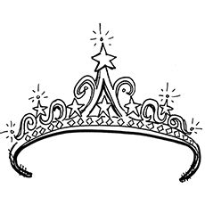 coloring pages crown tiara princess crown coloring pages best of top 30 free