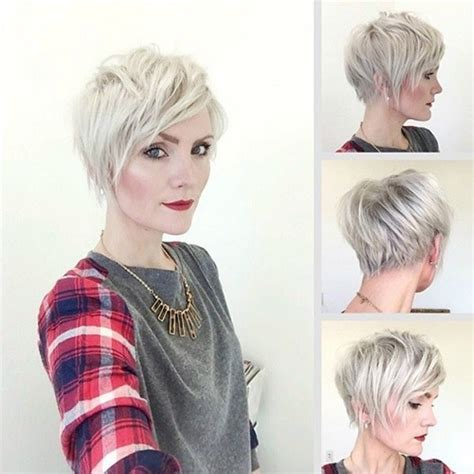 easy care hairstyle for fine hair with bangs and centre parting 31 multifarious and gorgeous ways to style thin hair
