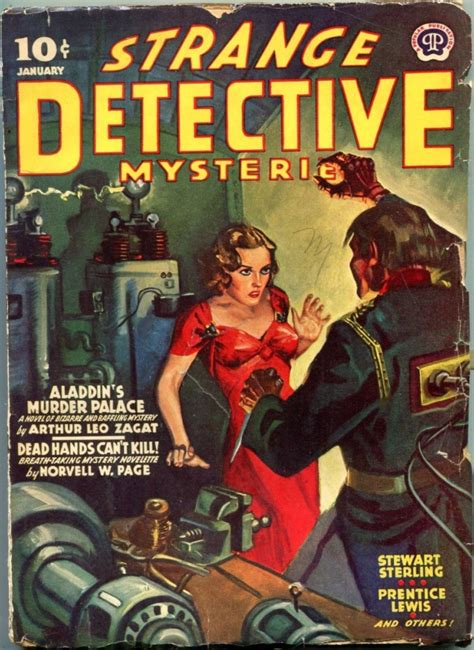 weird detective the stars 1506700381 mad science pulp covers