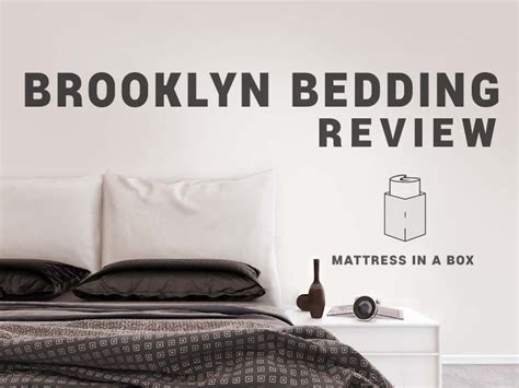 brooklyn bedding reviews brooklyn bedding reviews is the brooklyn mattress right