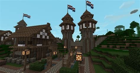 Cool House Blueprints by Need Ideas For Medieval City Survival Mode Minecraft