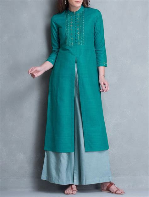 kurta pattern with net 22 best womens handloom dress materials images on
