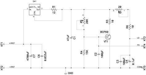 high current laser diode driver circuit laser diode driver schematic laser free engine image for