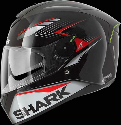 Motorradhelm Led by Shark Skwal Led Helm