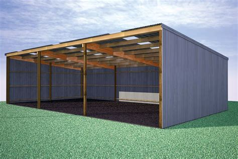 Shed Roof Design Strongbuilt 174 Sheds Goldpine