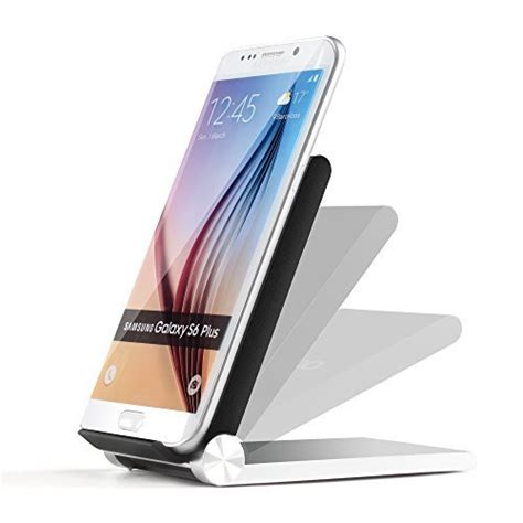 Qi Infinity qi infinity t900 folding qi wireless charger dock for