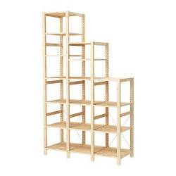 ikea regale ivar ivar 3 sections shelves ikea