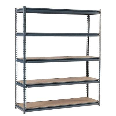 edsal industrial shelving edsal 72 in h x 72 in w x 36 in d steel commercial
