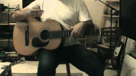 jacques dutronc guitare une fa 231 on d accompagner les cactus jacques dutronc youtube