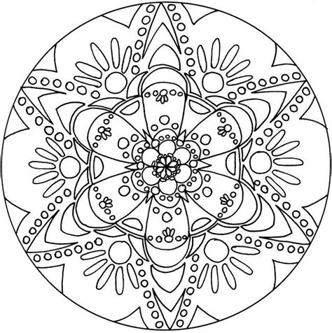 free mandalas to print and color amazing coloring pages mandalas printable coloring pages