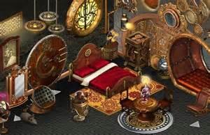 Wooton Desk Steampunk Bedroom Yo Ville Decor Pinterest Steampunk