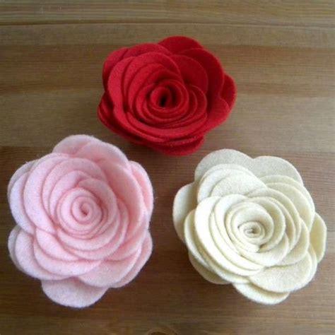 come fare i fiori di pannolenci fiori in pannolenci foto 8 41 tempo libero pourfemme