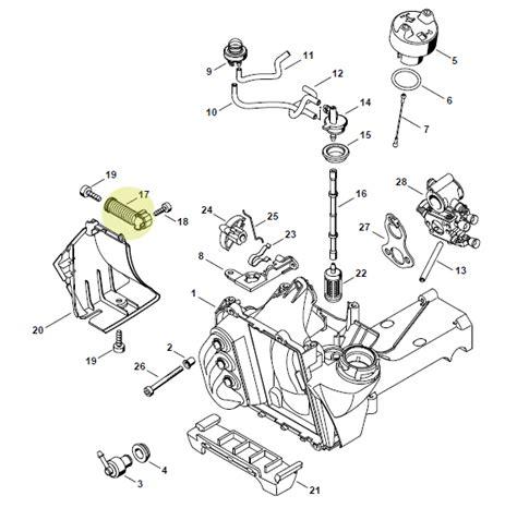 stihl 020t parts diagram av stihl ts410 ts420 ts480i ts500i 4238 790 8300