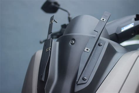 Windshield Buat Motor tips modifikasi windshield yamaha nmax blackxperience