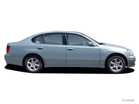 sporty lexus 4 door image 2005 lexus gs 300 4 door sedan side exterior view