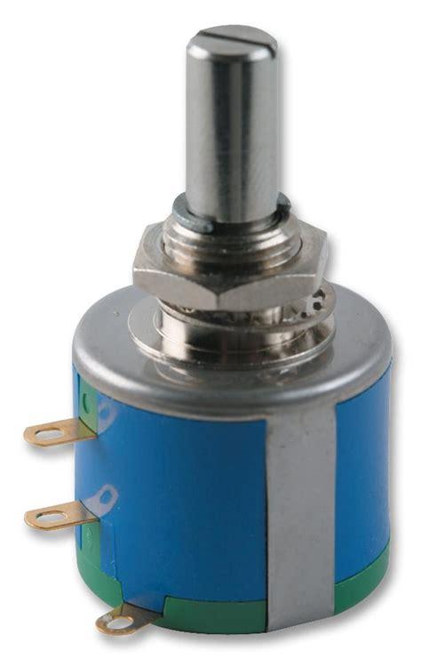 Ready Potensiometer 10k 535b1103jcb potentiometer 1 5w 10k vishay spectrol