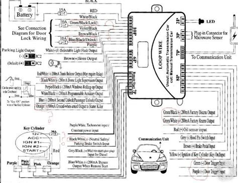subaru legacy alarm wiring diagram wiring diagram with