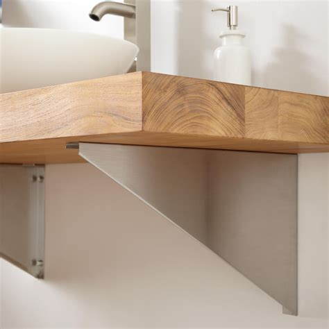 sink brackets and supports vanity top support brackets triangular bathroom sinks