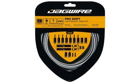 professional rubber sts kit c 226 bles et gaines d 233 railleur jagwire pro shift c 226 bles