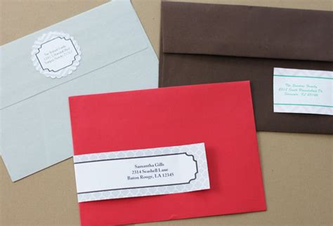 envelope label template 13 sets of free address label templates