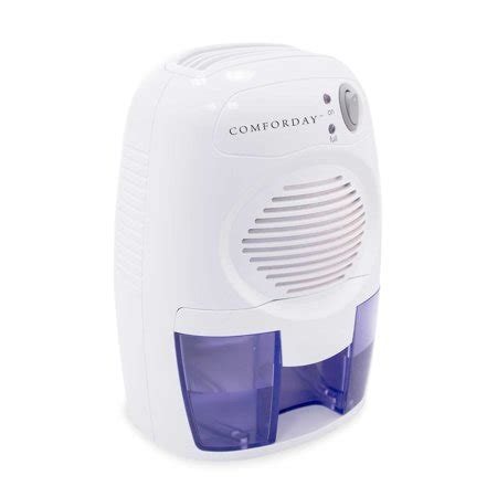 comforday electric dehumidifier 1100 cubic compact and portable for d air mold