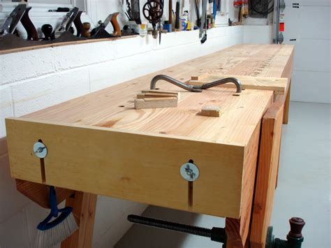 building a tool bench workbench