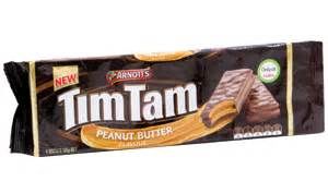 Timtam Peanut Butter the choice shonky awards 2017