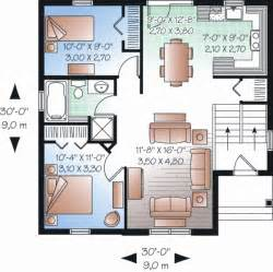 Craftsman Ranch Floor Plans country style house plan 2 beds 1 00 baths 850 sq ft