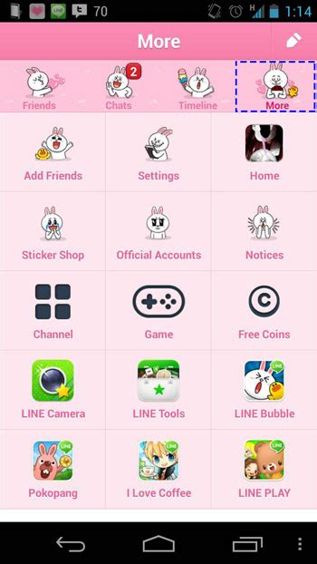 theme line android brown cony tip trick ว ธ การต ดต ง ธ ม line ท ง cony และ brown