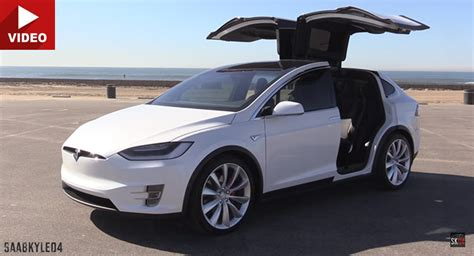 Tesla Suv Images Get And Personal To Tesla S Model X Suv