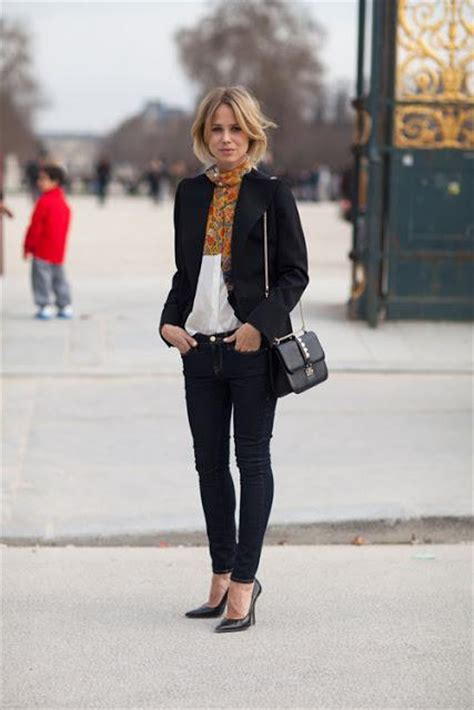 Paris Street Style Looks | street style paris fashion week fall 2013 paperblog