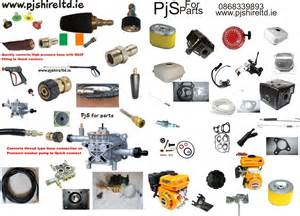 Honda Power Washer Parts Pressure Washers Ireland Pjs For Parts No 1 For Pressure