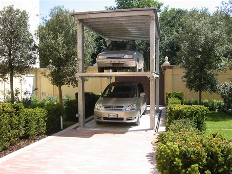 Cost Of Garage Apartment Garage Car Lift Home Design By Larizza