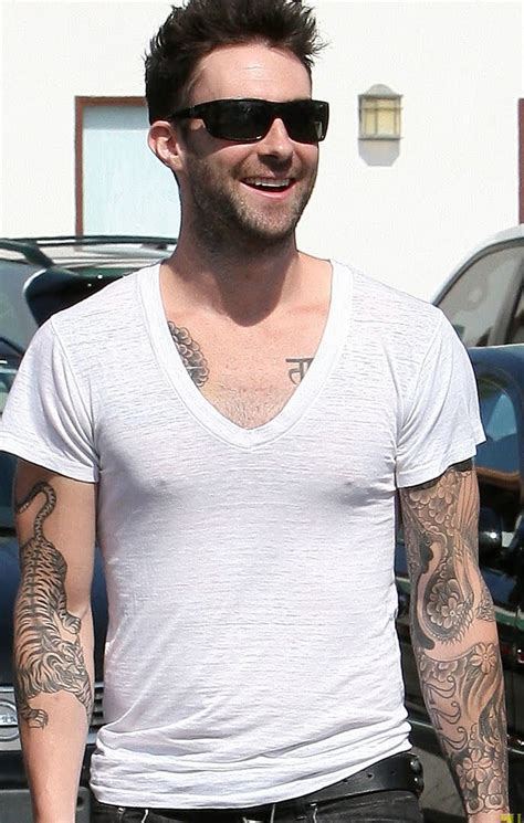 adam levine back tattoo disasters adam levine tattoos
