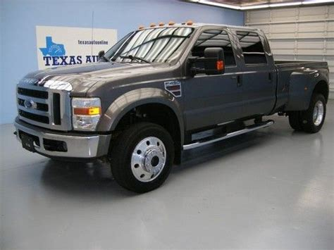 where to buy car manuals 2008 ford f450 electronic throttle control buy used we finance 2008 ford f 450 lariat 4x4 powerstroke diesel dually long bed tow in