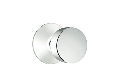 Modern Door Knobs by Emtek Modern Door Knob With Modern Rosette