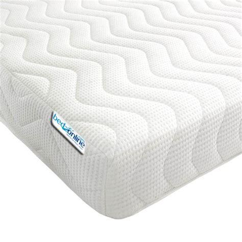 Coolflex Mattress Review by Bedzonline Memory Foam And Reflex 3 Zone Mattress With 1