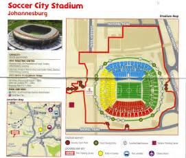Ellis Park Floor Plan Soccer City Seating Layout