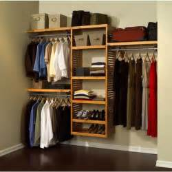 Overstock Wardrobe Closet by Louis Home Collection Deluxe Closet System 11052322