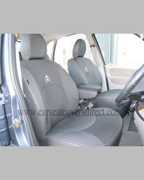 citroen picasso drivers seat citroen xsara picasso black seat covers custom car seat