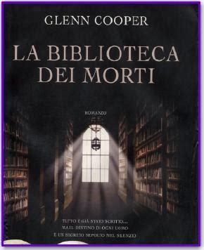 la libreria dei morti la biblioteca dei morti