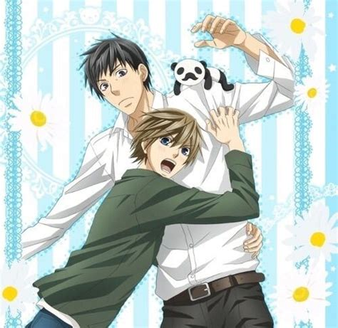 Junjou Romantica   Anime Amino Junjou Mistake