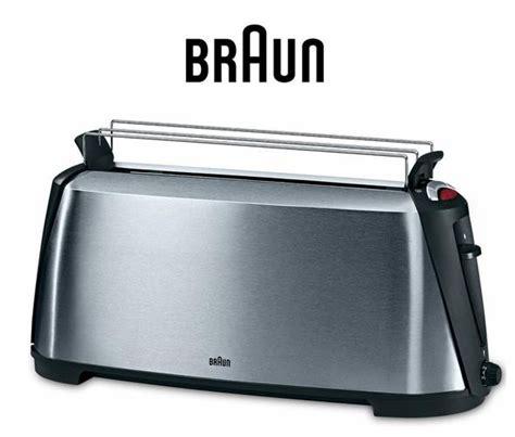 Toaster Braun braun toasters braun sommelier slot toaster ht600