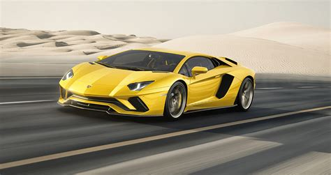 The Newest Lamborghini Lamborghini Unveils The New Aventador S Urdesignmag