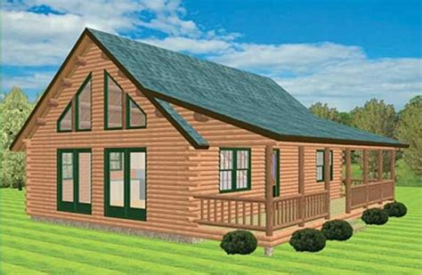 Katahdin Log Home Floor Plans by Lincoln A Log Cabin Plan By Katahdin Cedar Log Homes