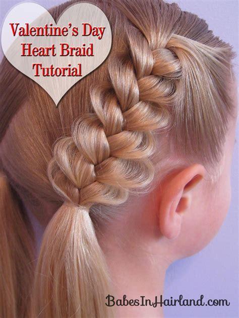 cute hairstyles valentine s day super cute valentines day hairstyles trusper