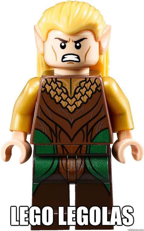 Lego Meme - lego legolas angry legolas quickmeme