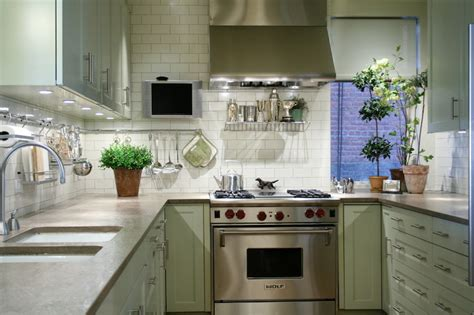 Mint Green Kitchen Cabinets by Bluestar Orange Stove Vintage Kitchen Benjamin